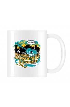 2019 USCF Elementary Chess Championship Commemorative Coffee Cup