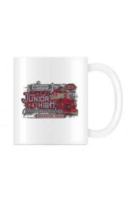 2019 USCF Junior High Chess Championship Commemorative Coffee Cup