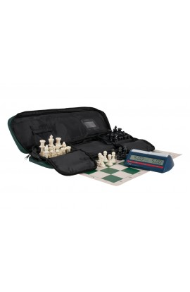 Deluxe DGT North American Chess Set Combination