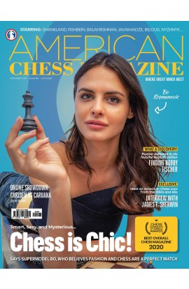 AMERICAN CHESS MAGAZINE Issue no. 18