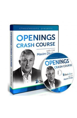 Openings Crash Course - GM Maxim Dlugy