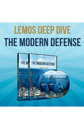 E-DVD - Lemos Deep Dive - #16 - The Modern Defense - GM Damian Lemos - Over 7 Hours of Content!
