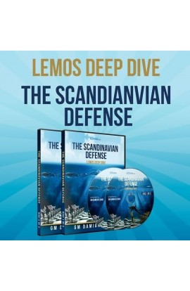 E-DVD - Lemos Deep Dive - #11 - The Scandinavian Defense - GM Damian Lemos - Over 8 Hours of Content!