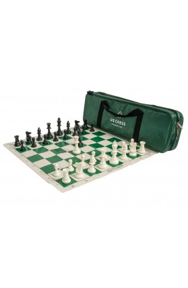 US Chess Supreme Tournament Chess Set Combination