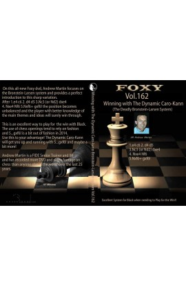 Foxy Openings - Volume 162 - Winning with the Dynamic Caro-Kann