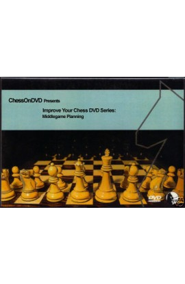 Chess Middlegame DVDs | Shop for Chess Middlegame DVDs at