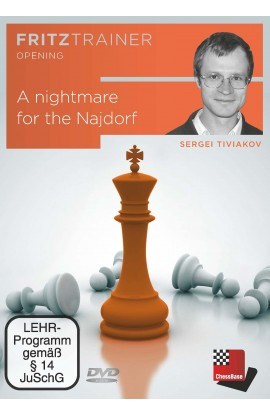 E-DVD - Sergei Tiviakov - A Nightmare for the Najdorf