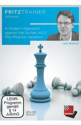 E-DVD - A Modern Approach against the Sicilian - Volume 2 - The Moscow Variation
