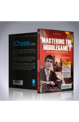 E-DVD - Mastering the Middlegame I - EMPIRE CHESS
