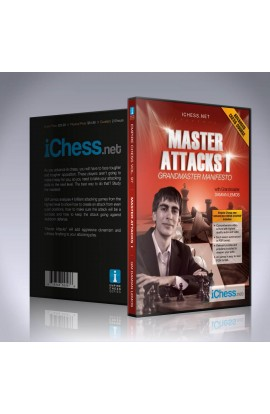 E-DVD - Master Attacks I - EMPIRE CHESS