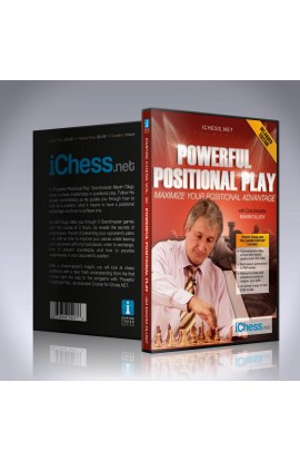 E-DVD - Powerful Positional Play - EMPIRE CHESS