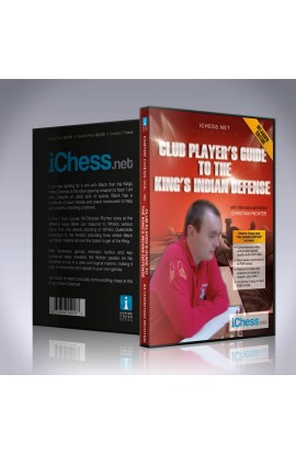 E-DVD - Club Player's Guide to the King's Indian Defense - EMPIRE CHESS