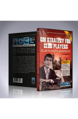 E-DVD - GM Strategy for Club Players - EMPIRE CHESS