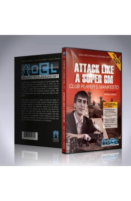 Attack Like a Super GM - EMPIRE CHESS