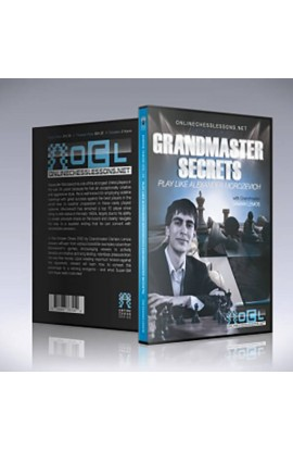Grandmaster Secrets - Play like Alexander Morozevich - EMPIRE CHESS