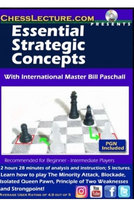 Essential Strategic Concepts - Chess Lecture - Volume 171