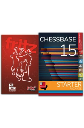 Fritz 17 + CHESSBASE 15 STARTER Bundle