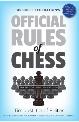 US Chess Federation's Official Rules of Chess - SEVENTH EDITION - Updated September 2020