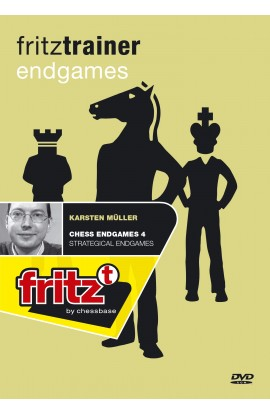 CHESS ENDGAMES - Strategical Endgames - Karsten Muller - VOLUME 4
