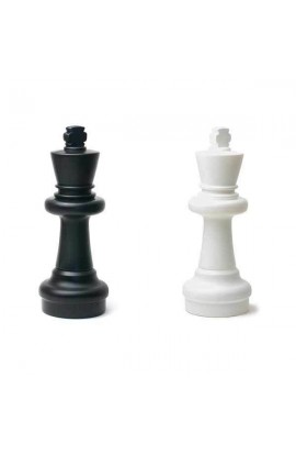 Garden Giant Plastic Chess Pieces - KING
