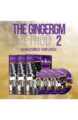 MASTER METHOD - The GingerGM Method II - GM Simon Williams - Over 15 hours of Content!