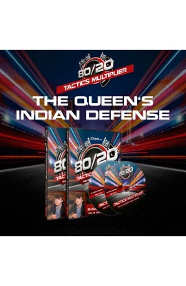 The Queen's Indian Defense - IM Hans Niemann - 80/20 Tactics Multiplier