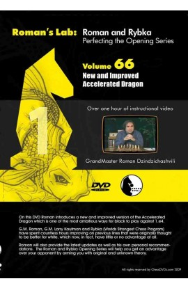E-DVD ROMAN'S LAB - VOLUME 66 - New and Improved Accelerated Dragon
