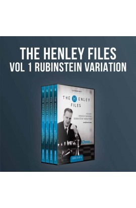 The Henley Files - French Defense - Rubinstein Variation - GM Ron Henley - Volume 1