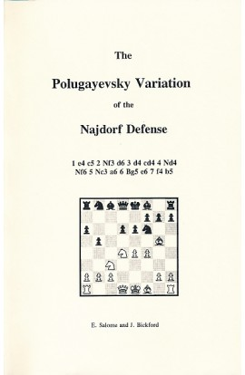 CLEARANCE - The Polugayevsky Variation of the Najdorf Defense