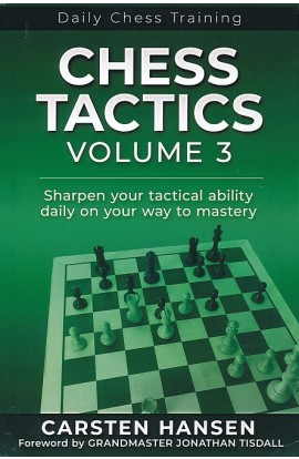 Daily Chess Training - Chess Tactics - Vol. 3
