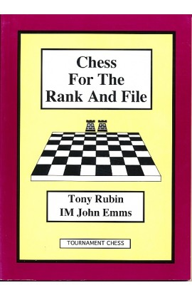 CLEARANCE - Chess For The Rank And File