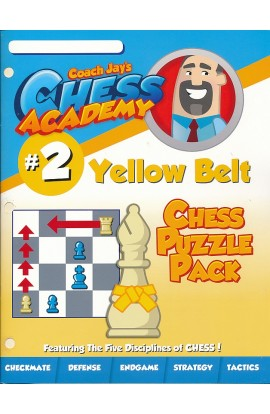 Coach Jay's Chess Academy - #2 Yellow Belt Puzzles
