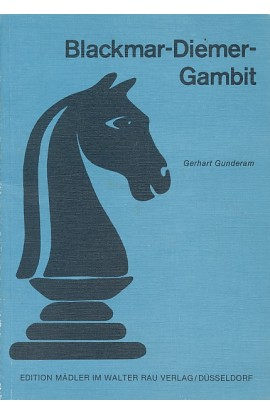 CLEARANCE - Blackmar-Diemer Gambit - German Edition