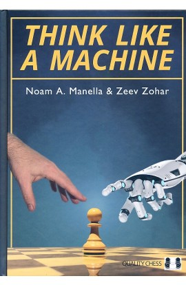 Think Like A Machine - HARDCOVER