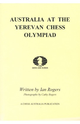 CLEARANCE - Australia at the Yerevan Chess Olympiad