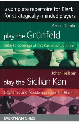 A Complete Repertoire for Black for Strategically Minded Players