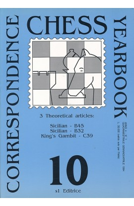 CLEARANCE - Correspondence Chess Yearbook - Volume 10