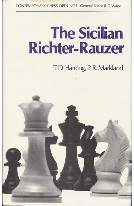 CLEARANCE - The Sicilian Richter-Rauzer