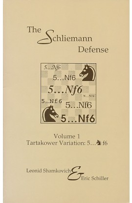 CLEARANCE - The Schliemann Defense - Volume 1