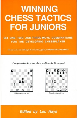 Winning Chess Tactics For Juniors