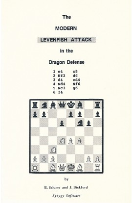CLEARANCE - The Modern Levenfish Attack in The Dragon Defense