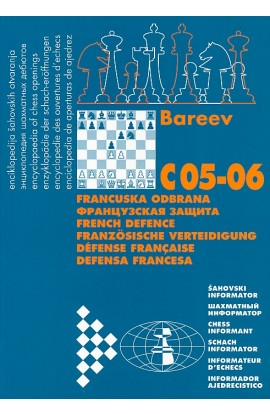 CLEARANCE - Encyclopaedia of Chess Openings - French Defence - C05-06