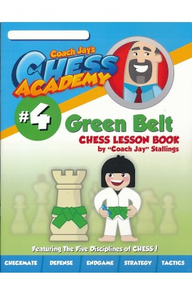 Coach Jay's Chess Academy - #4 Green Belt Lessons