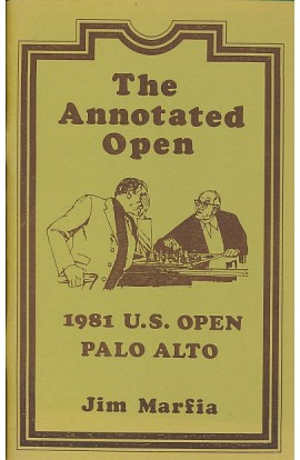 CLEARANCE - The Annotated Open - 1981 U.S. Open Palo Alto