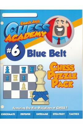 Coach Jay's Chess Academy - #6 Blue Belt Puzzles