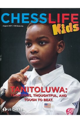 CLEARANCE - Chess Life For Kids Magazine - August 2019 Issue