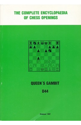 CLEARANCE - Encyclopedia Of Chess Openings - Queen's Gambit D44