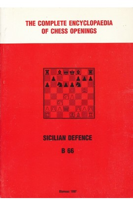 CLEARANCE - The Complete Encyclopedia of Chess Openings - Sicilian Defence B66