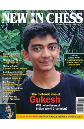 New In Chess Magazine - Issue 2019/6