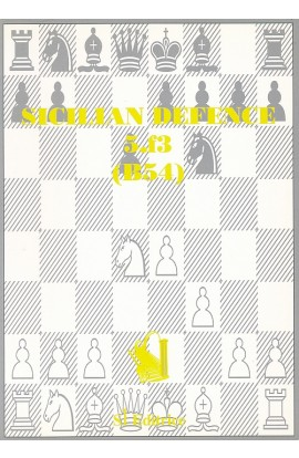 CLEARANCE - Sicilian Defence (B54)